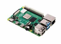 Raspberry Pi 4 Model B 4GB RAM version with 16GB micro SD pre-loaded with NOOBS