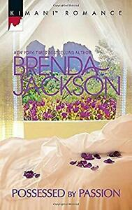 Possessed by Passion Forged of Steele Mass Market Paperbound Brenda Jackson