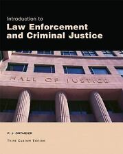 Introduction to Law Enforcement and Criminal Justice (3rd Edition)