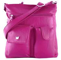 Purse King Colt Concealed Carry Handbag CCW Crossbody & Shoulder Bag