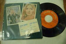 "MARY HOPKINS/JUDY COLLINS""GOODBYE/ONE-disco 45 giri EP(4 brani) GOLDEN HongKong"