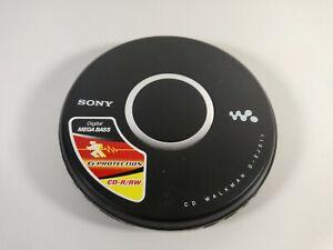 Sony Walkman Portable CD Player D-EJ011 Black Tested
