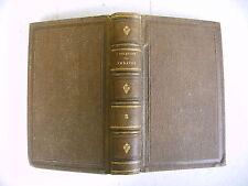 THEATRE Casimir Delavigne 1854 la fille du Cid charles VI temps de Luther etc