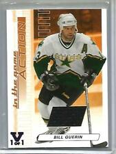 Bill Guerin 03/04 In The Game Action Game Used Jersey #1/1