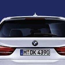 BMW X5 E70 post. SPOILER TETTO SUL 07-2013 AEREODINAMICHE stile VENDITORE UK