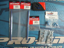 Traxxas slash 4x4 1/10 sc truck parts lot NEW UPGRADES