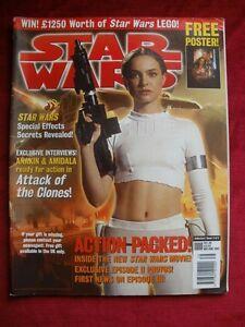 STAR WARS MAGAZINE - May/June 2002 No.38