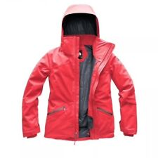 Womens The North Face Lenado Snowboard Jacket Teaberry Pink Medum $300
