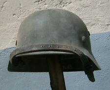 Stahlhelm, Wehrmacht, Heer, M35 reissued, steel helmet, single decal, ex DD