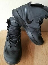 Nike Zoom Hyperfuse TB 2012 / 525022-004 Men's Basketball Shoes, Size 11.5 Black