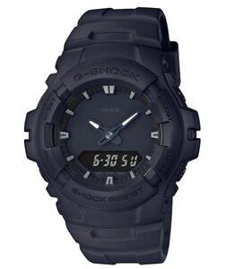 Casio G-Shock *G100BB-1A Anadigi Basic Black Watch Ivanandsophia COD PayPal