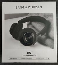 Bang & Olufsen Beoplay H9 3rd Gen Bluetooth Over-Ear Headphones - Black