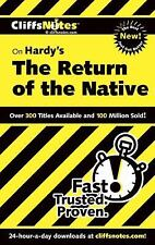 Hardy's Return of the Native (Paperback or Softback)