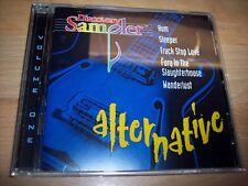 1995 Alternative Discovery Sampler Hum Sleeper Wanderdust Truck Stop Love CD