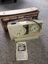 Rival 1044 Fold-Away Electric Food Slicer Motor Only