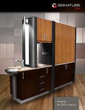 NEW - Valencia - MidMark Style Center Island Cabinet Luxury Complete - Dental