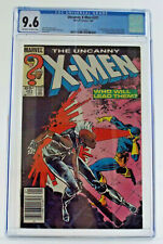 The Uncanny X-Men #201 CGC 9.6 1986 1st Appearance Baby Nathan as CABLE!