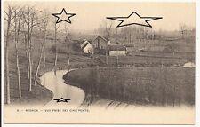 CPA - Rebecq - Rognon - Vue prise des cinq ponts - Vierge - Comme neuve - 1910