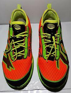Zoot Zee Zeet Running Athletic Water Shoes Slip ons OVWA 2.0 Green Yellow Orange