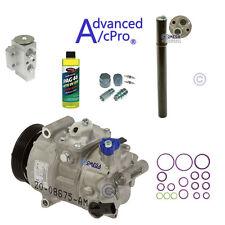 AC A/C Compressor Kit Fits: 2006 07 08 2009 Volkswagen GTi L4 2.0L Turbocharged