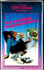 "VHS - "" Walt Disney - Der barfüßige Generaldirektor "" (1971) - Kurt Russell"