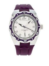 Orologio Chronotech Active silicone Viola donna unisex WR 100mt CT7116B/11 DD