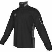 Adidas Mens Condivo 16 Black Soft Shell Waterproof Travel Football Soccer Jacket