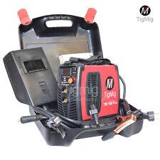 SALDATRICE INVERTER TM 169 PVC MMA 170 AMP ELETTRODO VALIGIA PVC ACCESSORI INCL.