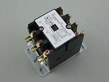 Hvacstar SA-3P-30A-240V Definite Purpose Contactor 3 Poles 30FLA 240V AC Coil