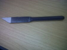JPJ TOOLS SHEFFIELD NON FLUTED PLUGGING CHISEL
