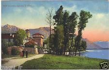 Suisse - cpa - LOCARNO - Castello di Ferro