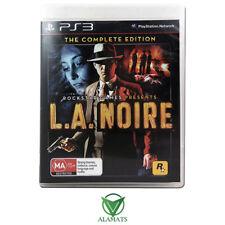 LA Noire Complete Edition (PS3) Action - Adventure