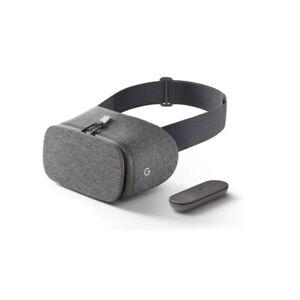 Google Daydream View VR-Brille Schiefergrau VR-Headset inkl. Controller