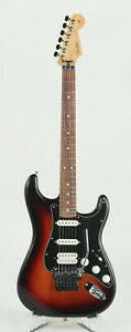 Fender Player Stratocaster HSS Electric Guitar with Floyd Rose - Truss Rod Stuck