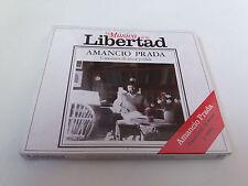 """AMANCIO PRADA """"CANCIONES DE AMOR Y CELDA"""" CD 12 TRACKS PRECINTADO SEALED"""