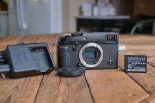 Used Fujifilm Fuji X-Pro2 24.3MP Mirrorless Camera - Read Description