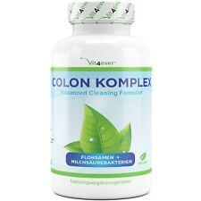 Colon Komplex - 14 Wirkstoffe - Darmreinigung Entgiftung Diät Stoffwechsel Vegan