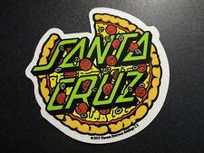 SANTA CRUZ teenage mutant ninja turtles 5 tmnt STICKER skateboard skate decal