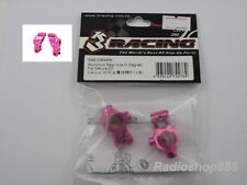 3racing - SAK-D304/PK Aluminum Rear Hub (1 Degree) For Sakura D3