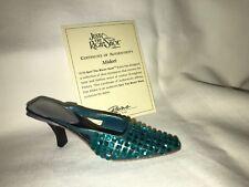 Just The Right Shoe, Raine, Midori Mint Item 25108