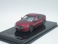 Mazda 6 Atenza 4-door Sedan 2019 red 1/64 Speed GT