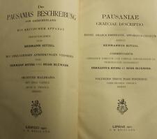 Del Pausanias descrizione di Grecia, Lipsia 1 (234/14063)
