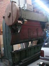 Power Press Folder Pan Brake----Bliss   60 ton  Mechanical Press Folder