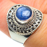 Kyanite 925 Sterling Silver Ring Size 7.5 Ana Co Jewelry R41371F