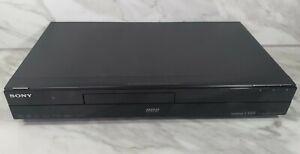 Sony RDR-DC205 DVD Player/Recorder DV3 HHD FAULTY Read Description