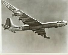 FINE AND LARGE OFFICIAL PHOTOGRAPH OF A CONVAIR B-36 PEACEMAKER