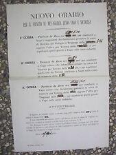 T171-POSTA-VERONA SERVIZIO MESSAGGERIE ZEVIO-VAGO 1894