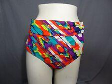 Cacique Lane Bryant swimwear fold over  hipster bikini swim bottom 20