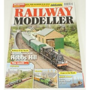 Railway Modeller Magazine March 2014 Taw Valley Hobbs HIll NER Recollections BR