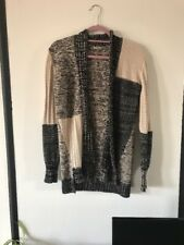 Ecote Urban Outfitters Patchwork Sweater Cardigan S Free Boho People